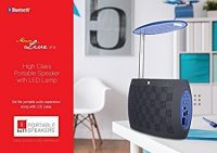 Amazon India : iBall MusiLive BT39 Portable Speakers (Black/Blue) at Rs.749