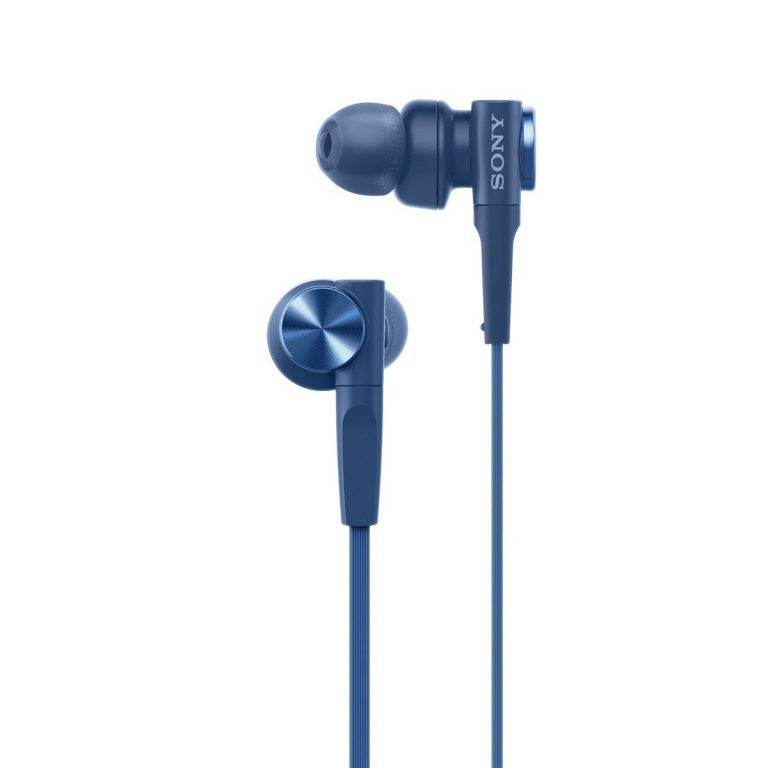 Amazon India : Sony MDR-XB55 Extra-Bass In-Ear Headphones (Blue) at Rs.1449