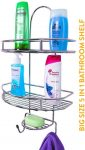 Amazon India : Plantex 5 In 1 Stainless Steel Big Size Multipurpose Shelf/Holder For Home at Rs.699