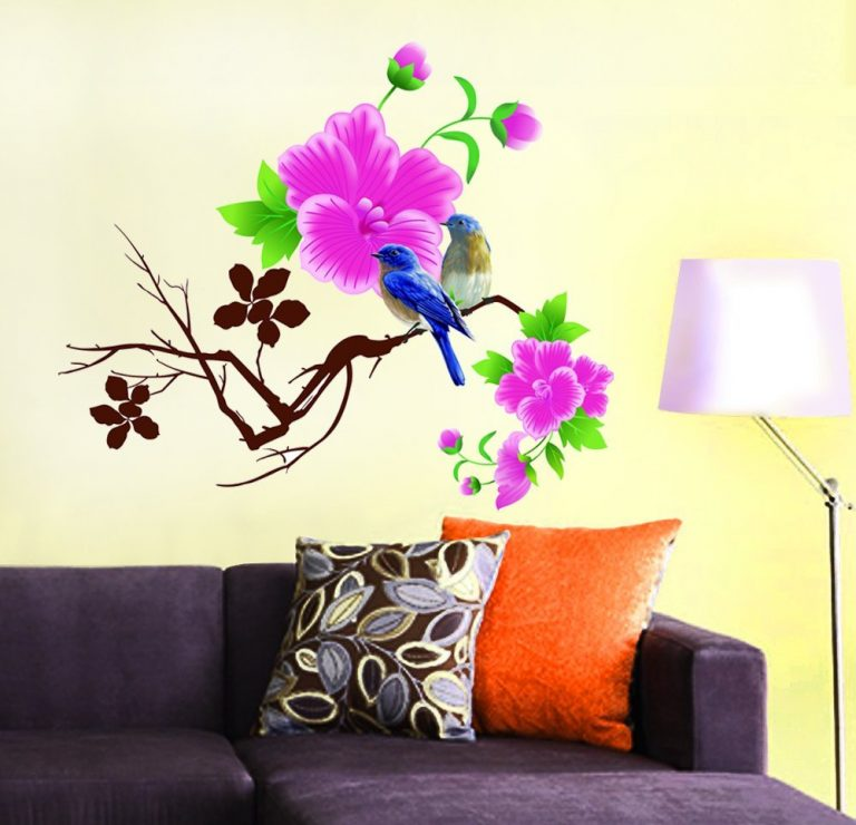 Amazon India : Decals Design Wall Sticker at Rs.129
