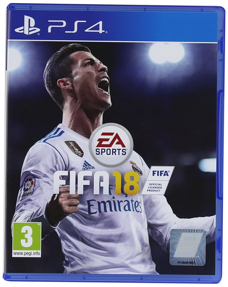 Amazon India : EA Sports FIFA 18 (PS4) at Rs.2999