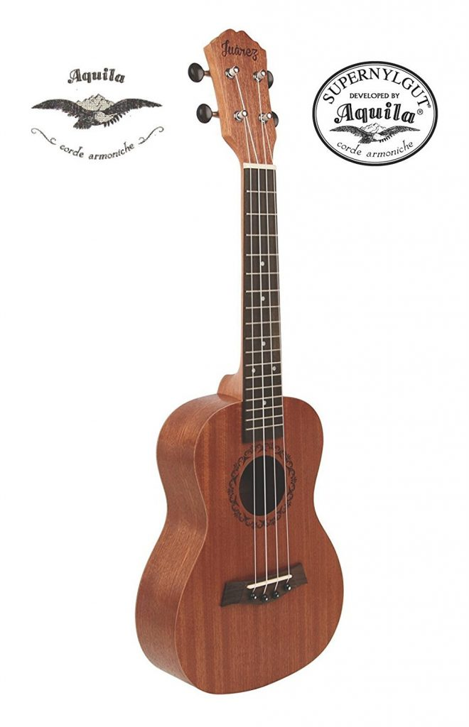 Amazon India : Juarez Hawaiian Guitar, Rosewood Fingerboard, With Bag And Picks- Natural Brown at Rs.2490