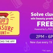 [App Only Live at 6PM] Amazon Appy Hours