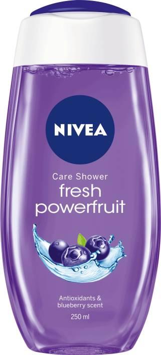 Flipkart : Nivea Fresh Powerfruit Care Shower Gel  (250 ml) at Rs.165