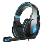 Amazon India : Cosmic Byte Over the Ear Headsets with Mic & LED(Blue) at Rs.899