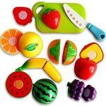 Amazon India : Toyshine Realistic Sliceable 6 Pcs Fruits Cutting Play Toy Set at Rs.284.05