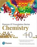 Amazon India : Pearson IIT Foundation Chemistry Class 10 Paperback at Rs.284