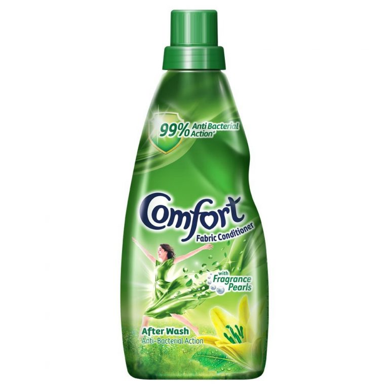 Amazon India : Comfort After Wash Anti Bacterial Fabric Conditioner - 860 ml at Rs.185