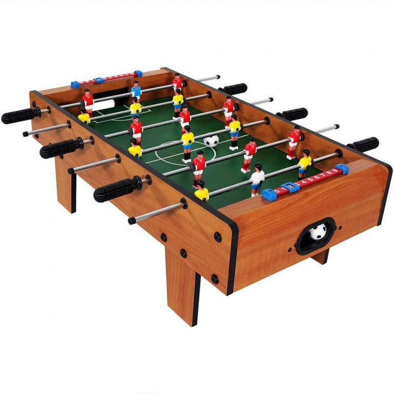 Amazon India : Sunshine Gifting Mid-sized Foosball, Mini Football, Table Soccer Game, 6 Rods at Rs.1899.05