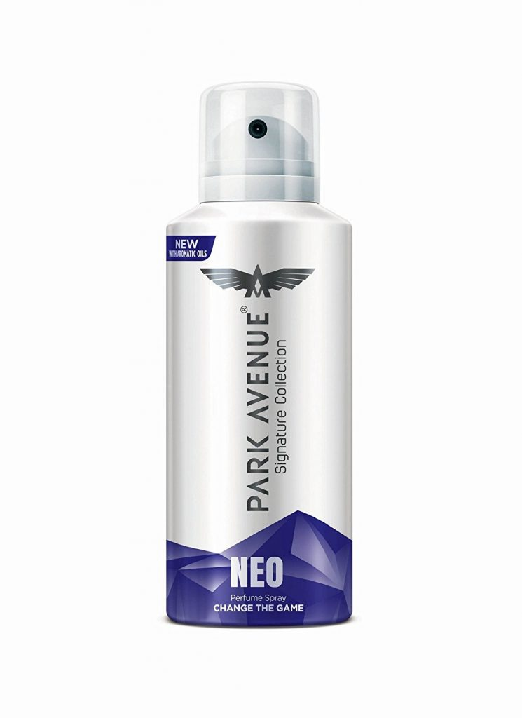 Amazon India : Park Avenue Signature Collection Neo Perfume Spray, 100g at Rs.204