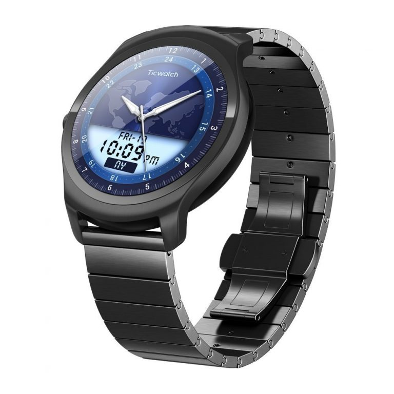 Amazon India : Ticwatch 2 Smartwatch (Onyx) at Rs.16999