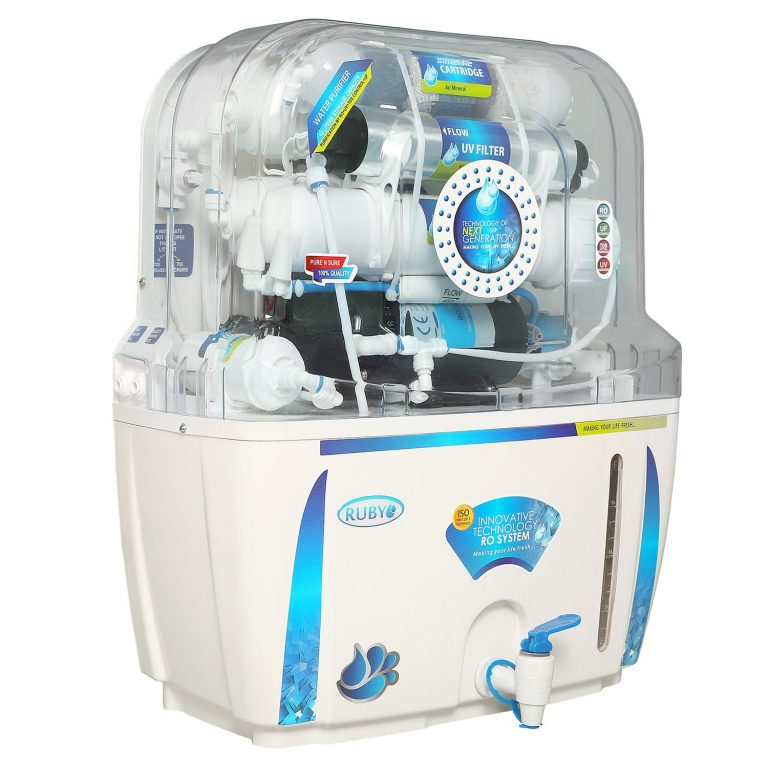 Amazon India : RUBY RO+UV+TDS Controller 12 Stage Water Purifier at Rs.4900