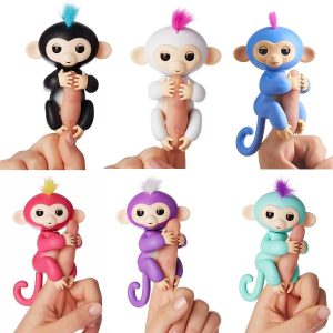 Amazon India : Magicwand® Fingerlings Baby Monkey with Six Interactive Modes (Pack of 1) at Rs.975