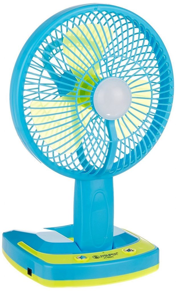 Amazon India : Citra Jy Rechargeable Fan at Rs.749