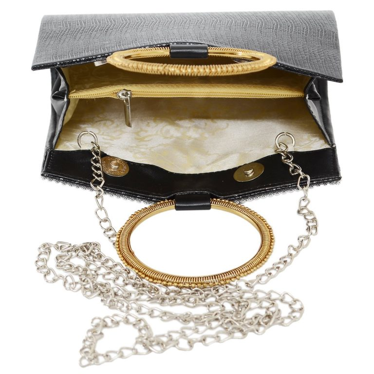 Amazon India : Bagaholics Clutch  Purse for Women at Rs.539