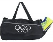 Amazon India : Pole Star 950 Cms Soft Polyester Travel Duffel, Gym Bag- Black at Rs.450