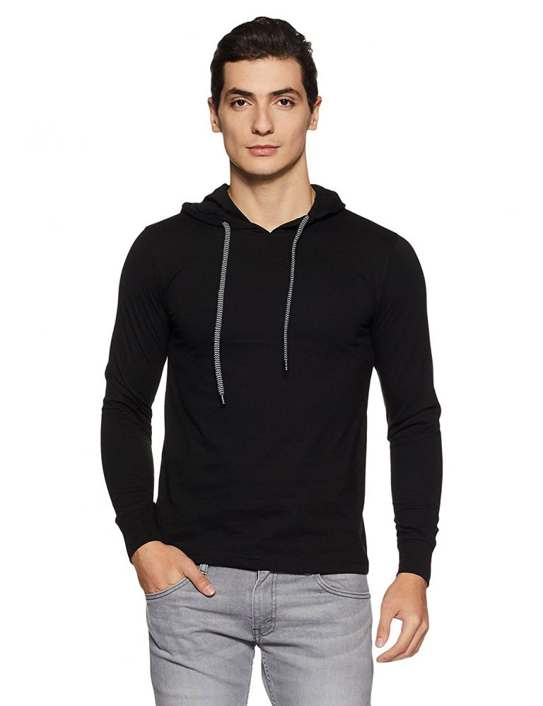 Amazon: Qube By Fort Collins Men's T-Shirt @Rs.272.92