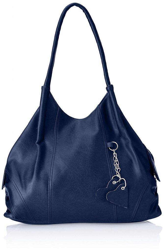 Amazon India : Fostelo Women's Style Diva Handbag (Blue) t Rs.594