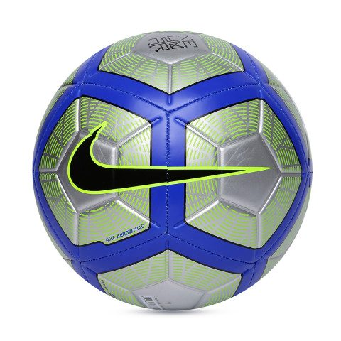 Myntra : Nike Fluorescent Green & Blue Printed Neymar NK STRK Football at Rs.1197