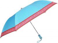 Flipkart : Fendo 2 Fold Auto Open Skyblue Color Umbrella(Blue) at Rs.369