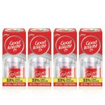 Amazon India : Good Knight Activ+ 60 N Liquid Refill (Pack of 4, Red) at Rs.274