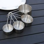Amazon India : Taluka Stainless Steel Measuring Cup Set of 4  at Rs.228