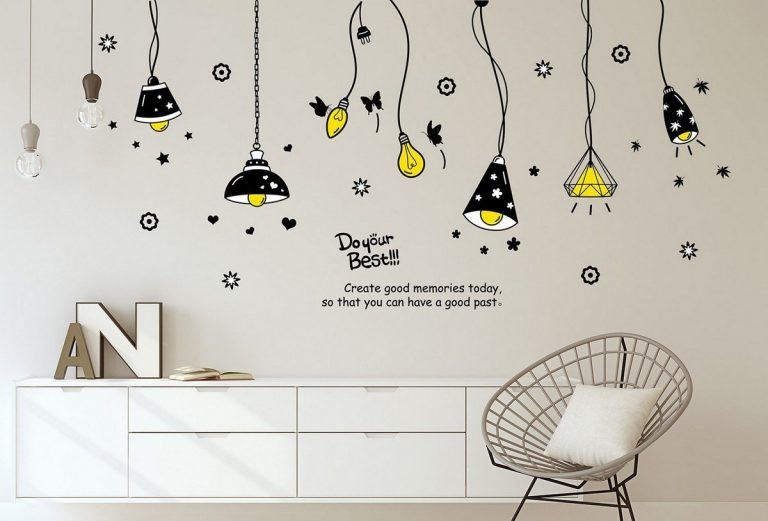 Amazon India : Solimo Wall Sticker at Rs.169
