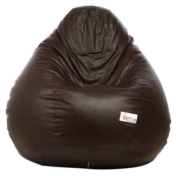Amazon India : Sattva XXXL Bean Bag without Beans (Brown) at Rs.999