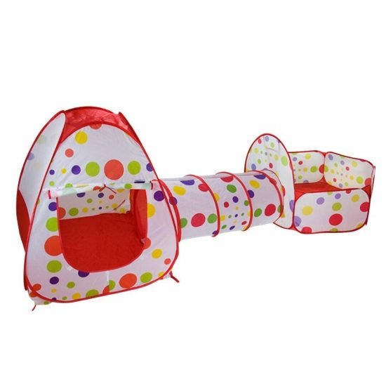 Amazon India : Toyshine 3-in-1 Tunnel Ball Pool Tent at Rs.2069