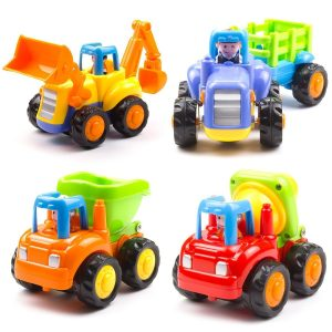 Amazon India : Toyshine Sunshine Unbreakable Automobile Car Toy Set at Rs.649