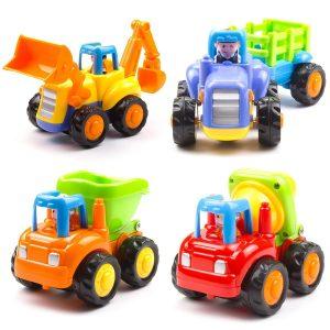 Amazon India : Toyshine Sunshine Unbreakable Automobile Car Toy Set at Rs.649
