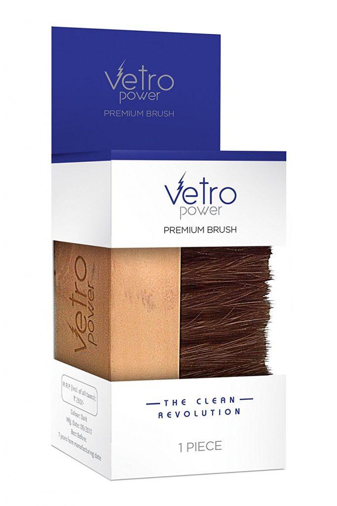 Amazon India : Vetro Power Premium Brush at Rs.250