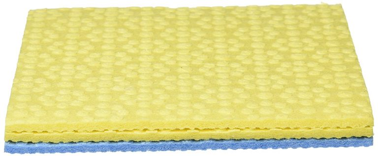 Amazon India : Scotch-Brite Sponge Wipe (Pack of 3) (Color May Vary) at Rs.139