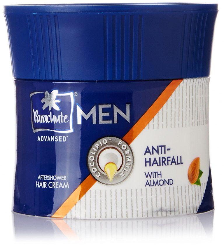 Amazon India : Parachute Advansed Men Hair Cream,Anti Hairfall 100 gm (Pack of 3) at Rs.214