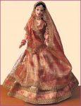 Flipkart : Barbie Wedding Fantasy Doll  (Multicolor) at Rs.1249