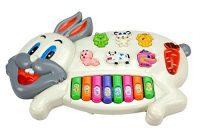 Amazon India : Toyshine Rabbits Musical Piano at Rs.510.57