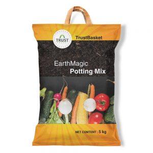 Amazon India : Trust Basket Enriched Organic Fertilizer For Plants 5Kg at Rs.385