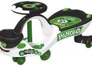 Amazon India : Toyzone Eco Panda Magic Car, White at Rs.1455