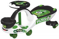 Amazon India : Toyzone Eco Panda Magic Car, White at Rs.1455