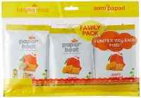 Amazon India : Paper Boat Aam Papad, 100g (Pack of 3) at Rs.135