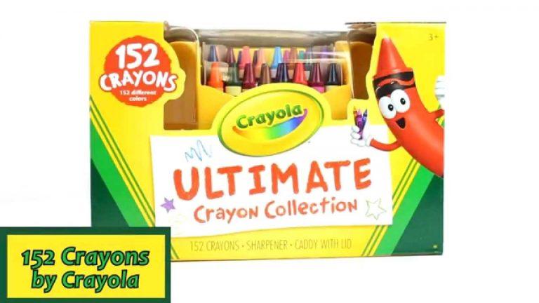 Jabong : FUNSKOOL Crayola 152 Ct Ultimate Crayon Collection at Rs.1940