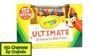 Jabong : FUNSKOOL Crayola 152 Ct Ultimate Crayon Collection at Rs.1940