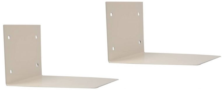 Amazon India : Smart Shelter Super strong Invisible Book Wall Mount shelf(Set of 2 shelves) at Rs.399