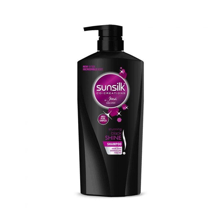 Amazon India : Sunsilk Stunning Black Shine Shampoo, 650ml at Rs.210