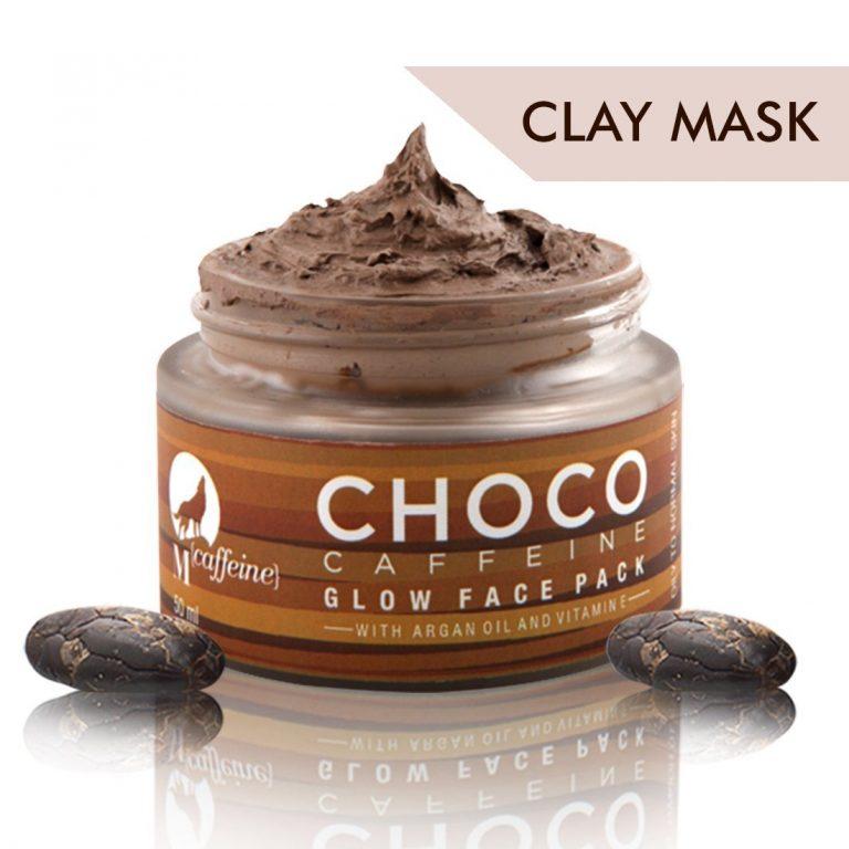 Amazon India : MCaffeine Choco Caffeine Glow Face Mask at Rs.509