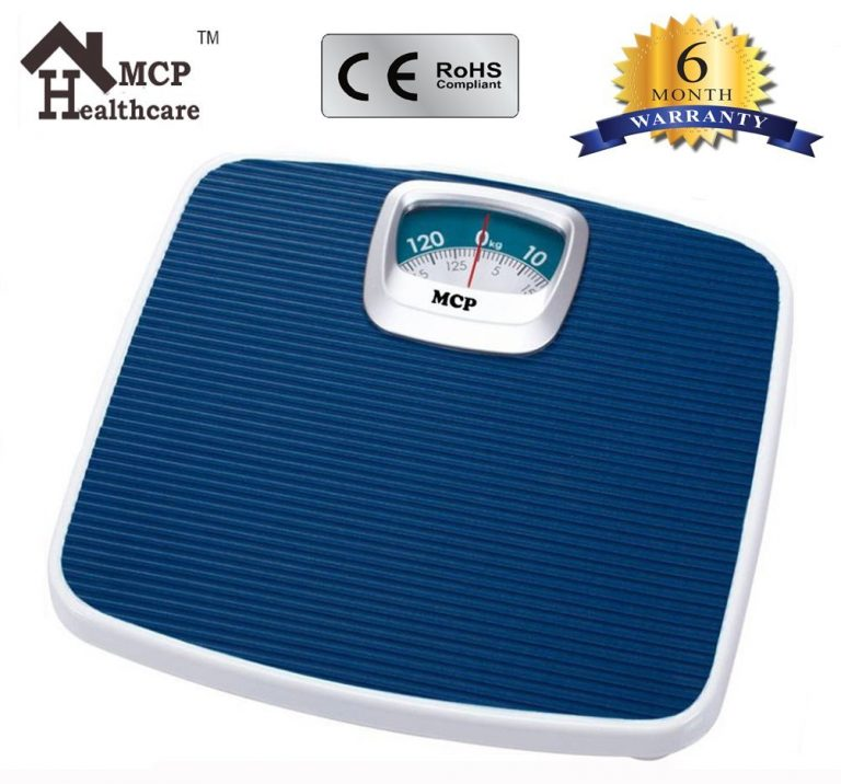 Amazon India : MCP Deluxe Personal Weighing Scale Analog Mechanical at Rs.749