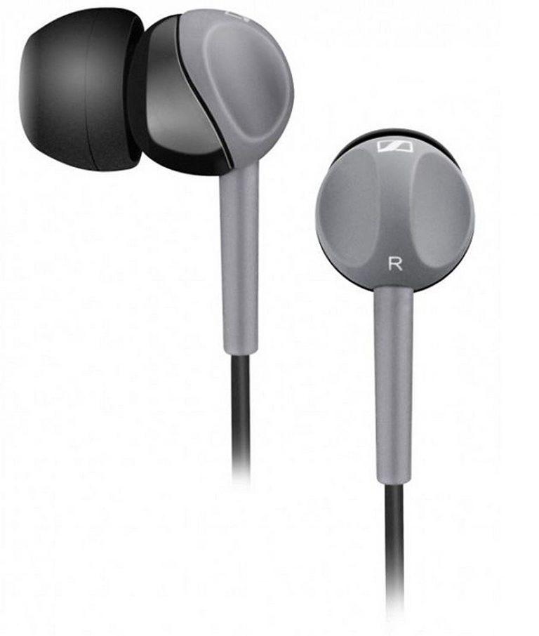 Amazon India : Sennheiser CX 180 Street II In-Ear Headphone (Black) at Rs.699