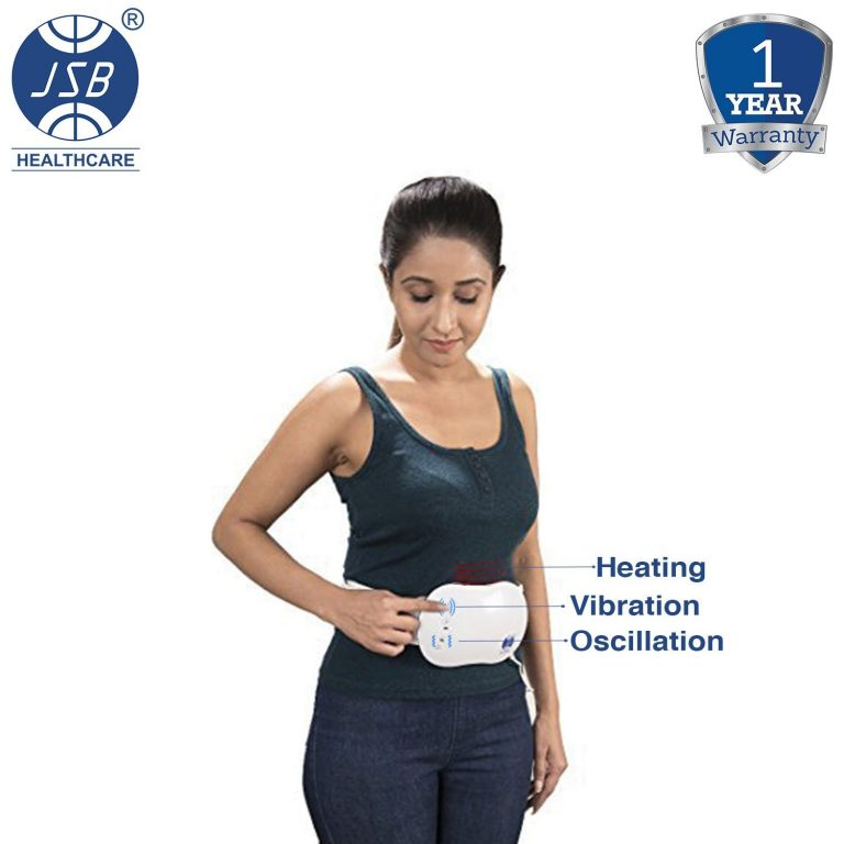 Amazon India : Jsb Hf59 Slimming Massage Belt With Heat For Women And Men at Rs.2499