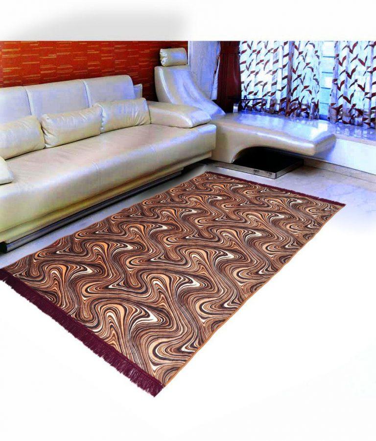 "Amazon India : Home Elite Floral Microfibre Anti-Allergic Carpet - 55""x80"", Multicolour at Rs.499"