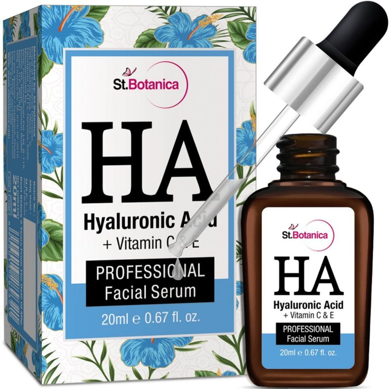Amazon India : StBotanica Hyaluronic Acid Facial Serum at Rs.1499
